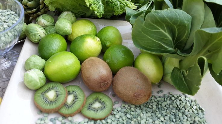 Phytonutrients which are found in fruit and vegetables, work synergistically on a number of biological levels.