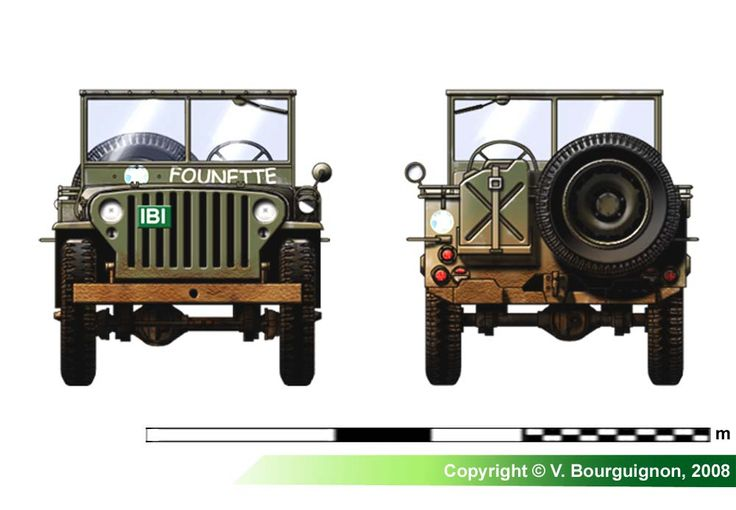 US Willys MB