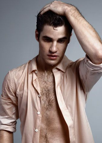 Normally I don't like chest hair on guys. On Dare its flipping hot.