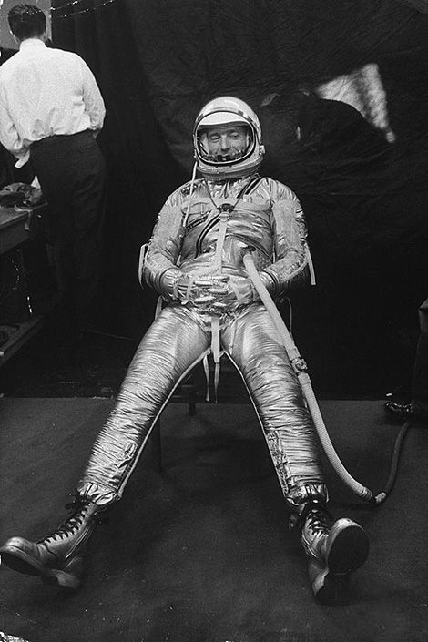 surviving mercury astronauts - photo #9