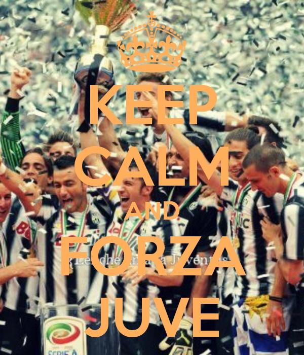 Keep calm and ForzaJuve