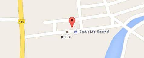 men's clothing store in Karaikal