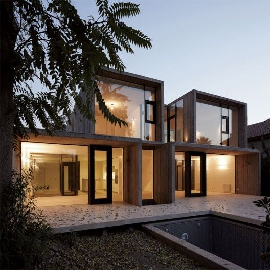 17 best images about semi detached houses on pinterest for Modern detached house design