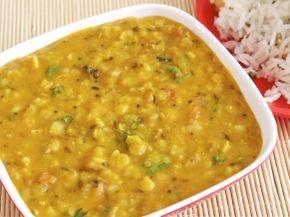 Punjabi Dal Fry