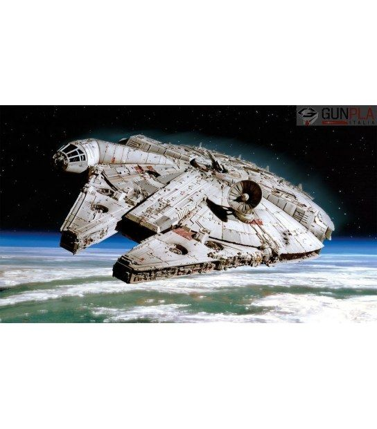 REVELL - STAR WARS MASTER SERIES - MILLENNIUM FALCON 1/144 (Limited Edition)