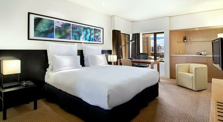 Adelaide is north of the Fleurieu Peninsula, on the Adelaide Plains between the Gulf St Vincent and the low-lying Mount Lofty Ranges. Book Unique Hotels up to 70% off. Click on photo. #adelaidehotels