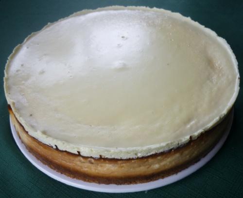 Miam-miam ou beurk : cheesecake