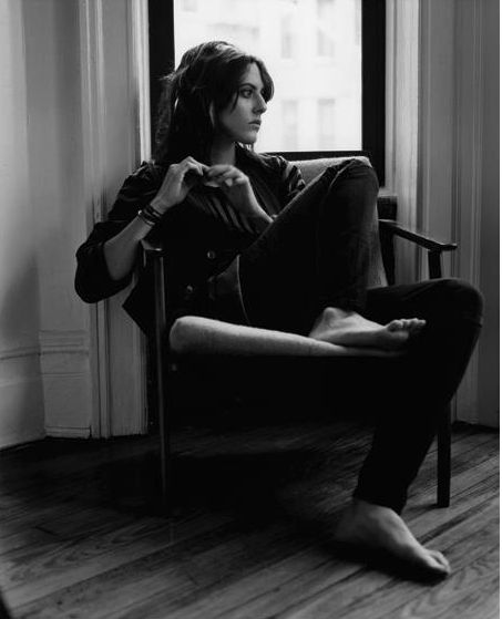 Katherine Moennig  I love Kate. Coolest chic ever.