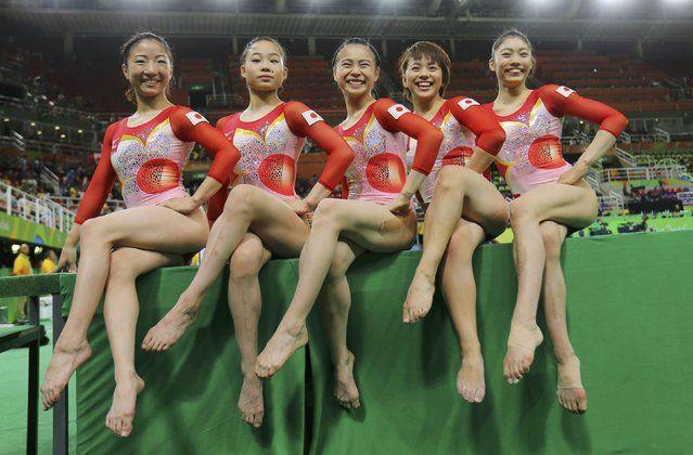 2016 Rio Olympics: Gymnastics #Rio2016 #リオ五輪 #体操