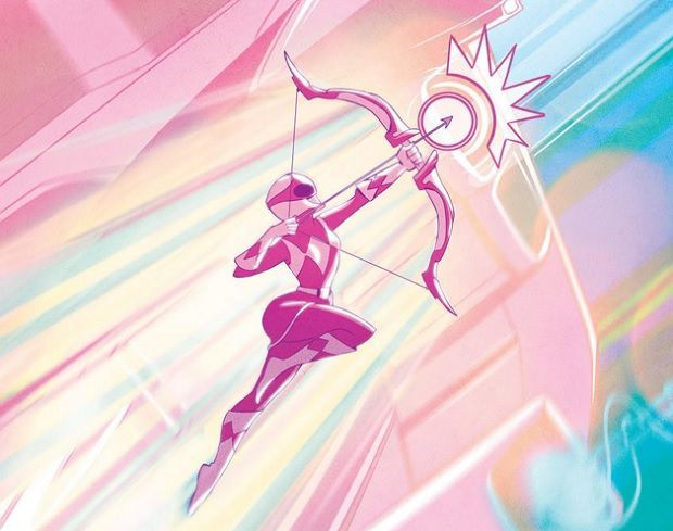 [afnWS] Mighy Morphin Power Rangers: Pink, in arrivo un fumetto spinoff sul ranger rosa - http://www.afnews.info/wordpress/2016/02/17/afnws-mighy-morphin-power-rangers-pink-in-arrivo-un-fumetto-spinoff-sul-ranger-rosa/