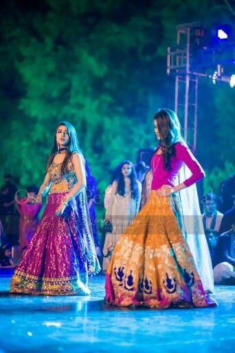 Mehndi celebrations in Pakistan,