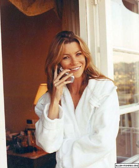 Ellen Pompeo | Vogue Magazine - October 2004