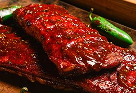 Smoky & Spicy St. Louis Dry Rubbed Ribs | Traeger Wood Fired Grills