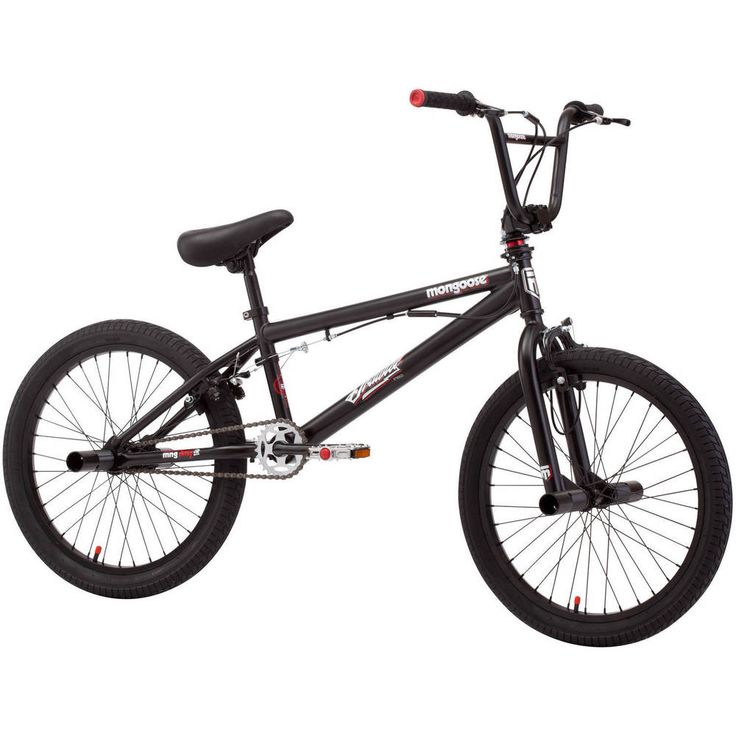 "20"" Mongoose Brawler Pro Style Boys' BMX Bicycle Cycling Bikes Freestyle Pegs... #Mongoose"