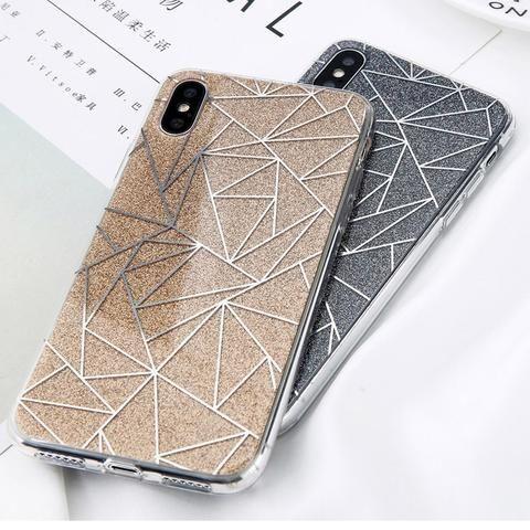 DCHZIUAN Summer Cool Sandbeach Desert Girl Case For iPhone X 7 8 6 6S Plus Cute Cartoon Fresh Style Silicon Case Cover