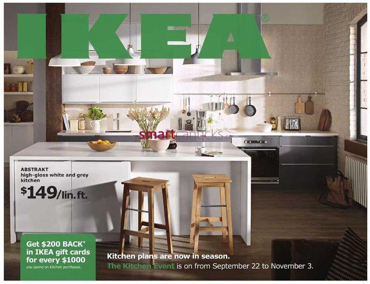 Ikea Kitchen Event September 22 to November 3