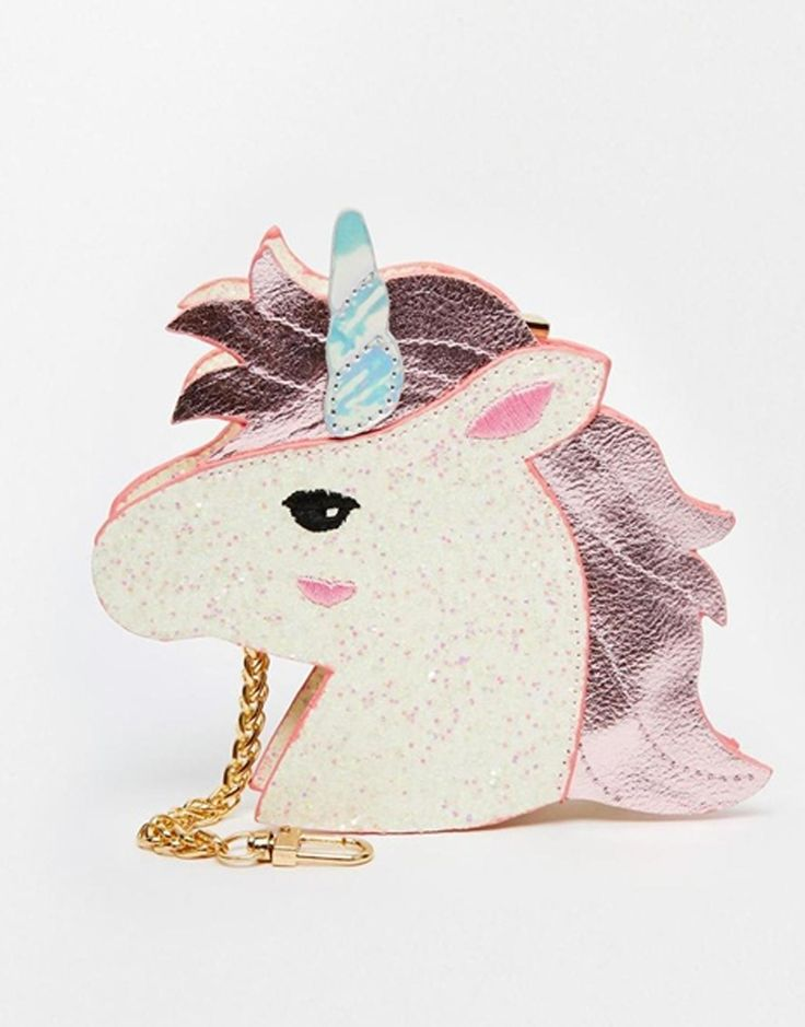 Unicorn purse                                                                                                                                                                                 Plus