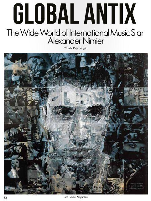 Global Antix: The Wide World of International Music Star Alexander Nimier