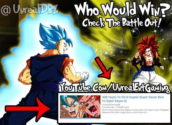 Between SSGSS Vegito and SSJ4 Gogeta, who do you think would be the winner? Would Gogeta be able to go against God Ki and win or would Vegito prove to be too much for Gogeta to handle? Check this breakdown video down and post your comments. Check it out and subscribe for more Dragon Ball Content here: ➡️ https://www.youtube.com/watch?v=oBR_u4D-Y_g ➡️ https://www.youtube.com/watch?v=oBR_u4D-Y_g