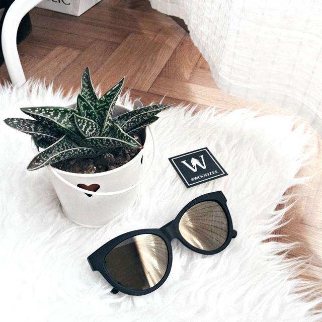WOOD SUNGLASSES  @woodzeeinc sunnies ♡ #woodzee #fashionblogger #beautyblogger #style #sunnies #wood #flatlay #minimal #minimalism #white