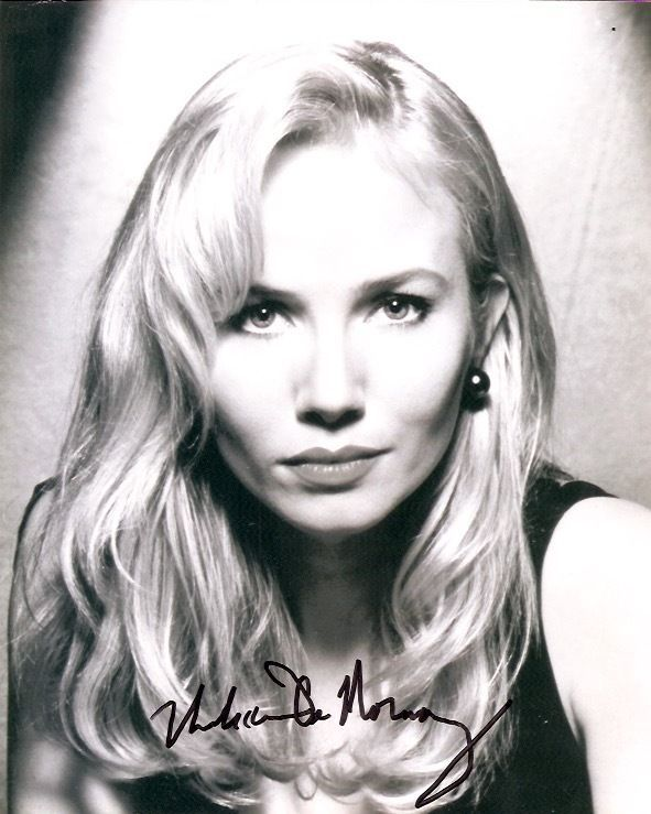 Rebecca De Mornay Risky Business Backdraft Autographed Signed 8x10 Photo w/COA Risky Business.  Runaway Train (1985), The Trip to Bountiful (1985), Backdraft (1991)  The Hand That Rocks the Cradle.