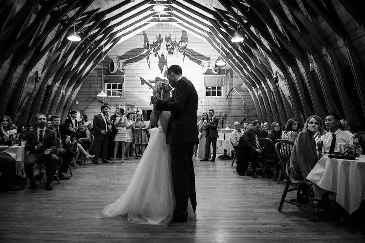 Gunn's Dairy Barn, Calgary, Alberta. Awesome rustic barn venue in Canada! #rustic #barn #weddingvenue
