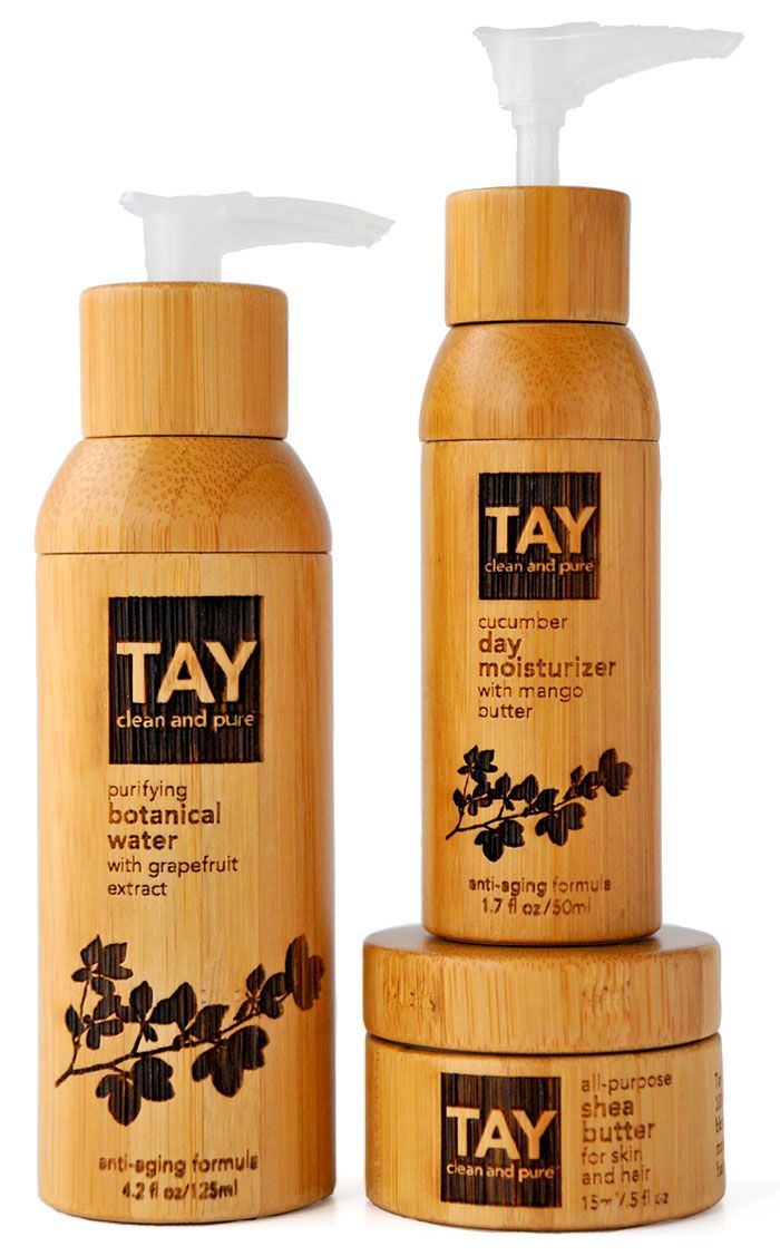 embalagem de bambuSarah Taye, Best Skincare Products, Beautiful Packaging, Bamboo Packaging, Products Design, Skin Care Products, Skincare Packaging Design, Wooden Packaging, Skin Care Packaging Design