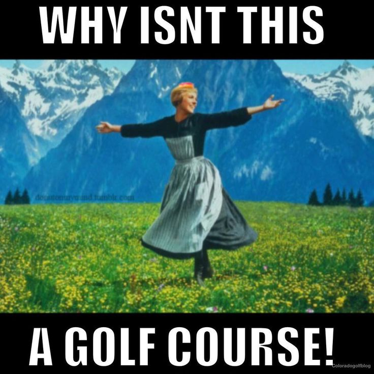 Agreed! | Rock Bottom Golf #RockBottomGolf