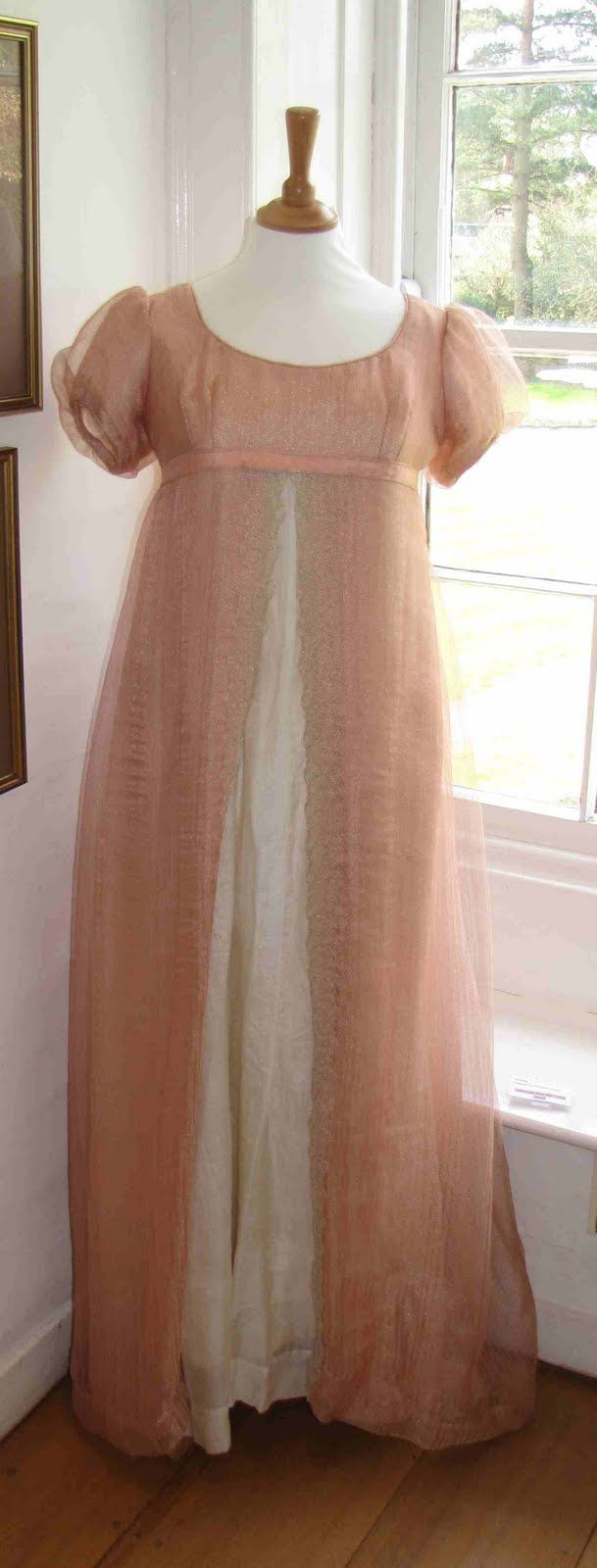 Pink ball gown worn by Romola Garai in Emma (2009).