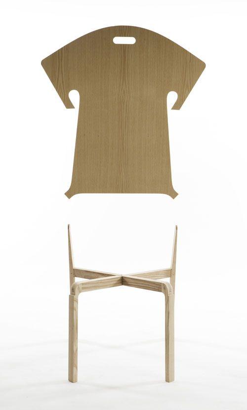 Pelt Chair By Benjamin Hubert For De La Espada