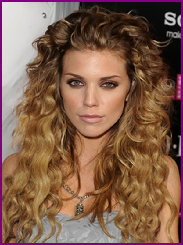 Brilliant 1000 Ideas About Big Curly Hairstyles On Pinterest Big Curls Hairstyles For Women Draintrainus