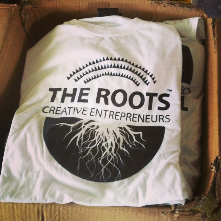 Roots tees