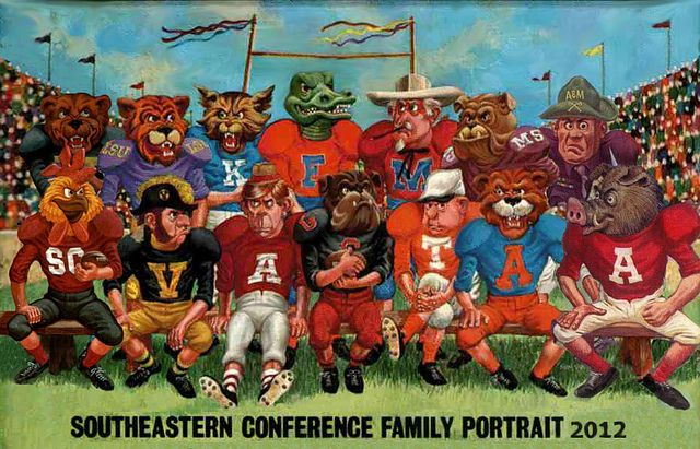 southeastern conference forever by flee the cities, via Flickr
