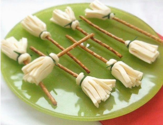 Amuse-bouches amusants et originaux pour Halloween   Couteaux ...
