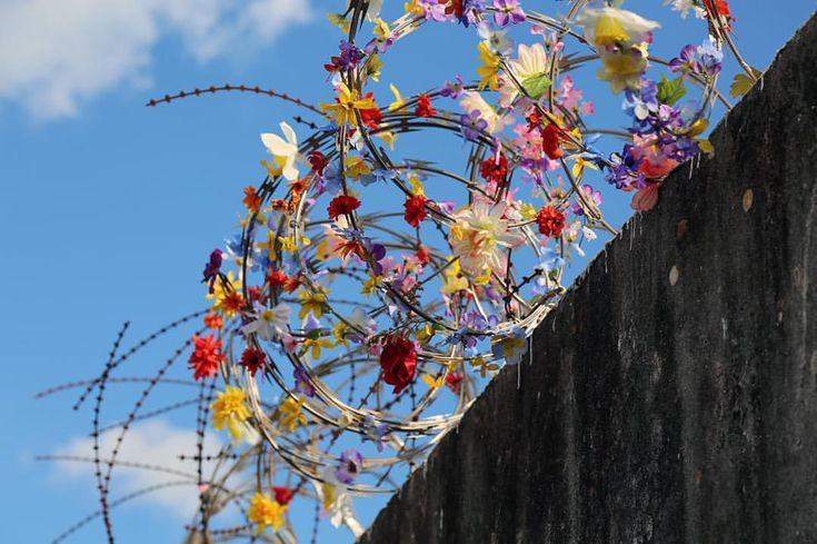 Fence and Border Interventions by Icy and Sot | THEINSPIRATION.COM