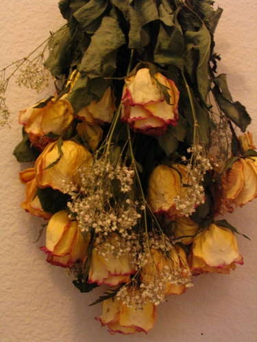 dried roses: Crafty Stuff, Crafts Ideas, Special Bouquets, Diy Galor, Natural Decor, Dry Rose, Crafts Diy, Dry Flowers, Dry Ross