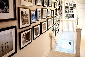 picture wall #gallery