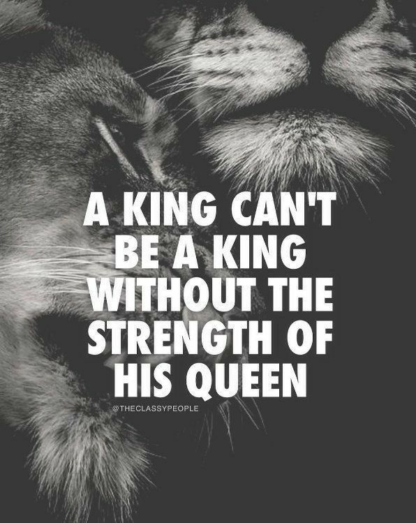 Treat me like a queen and ill treat you like king love quote ...