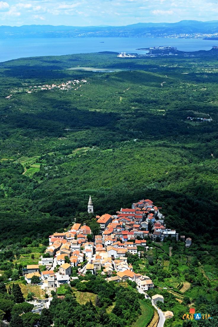 Dobrinj, Croatia.