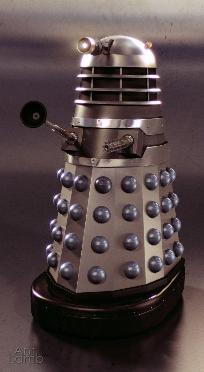 A Dalek from 1964