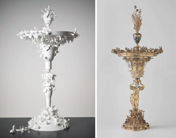 Rijksstudio. Designs by Studio Droog and deJongeKalf, Photos by Thijs Wolzak, Ingmar Swalue