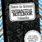 Are you using Interactive Notebooks in your classroom? Need a more interesting and engaging way to go over rules and procedures on the first days o...