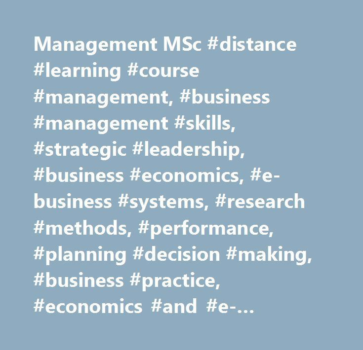 strategic leadership business economics e business systems research methods performance planning decision making business practice - Deciding On The Resume Format