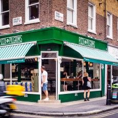 PIZZA PILGRIMS, 11 Dean Street, Soho, W1D 3RP Prosecco on tap is one of the hallmark characteristics of civilization.