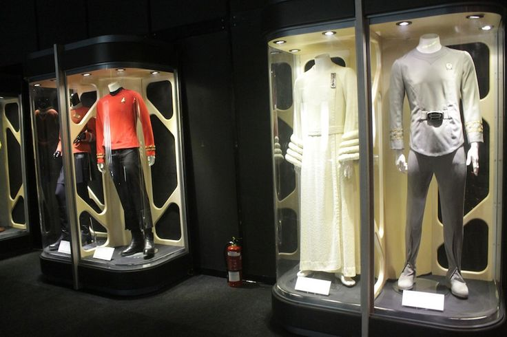 Hiburan Seru dan Edukatif di Star Trek: The Exhibition – The Final Frontier
