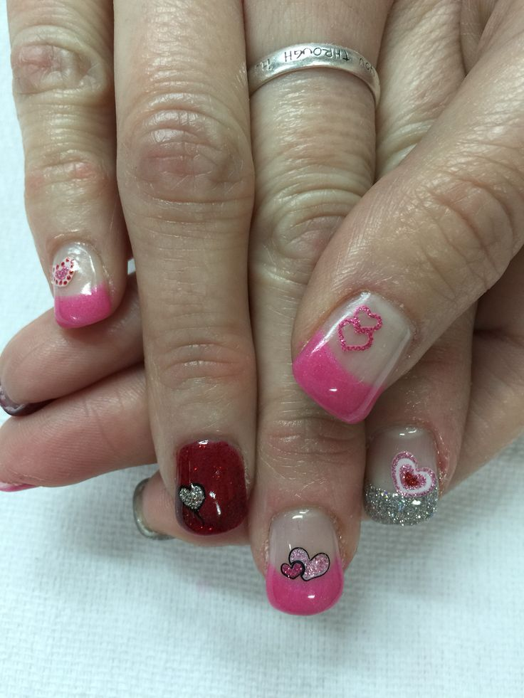 301 best valentine nails images on pinterest nail art animal 301 best valentine nails images on pinterest nail art animal and beauty prinsesfo Gallery