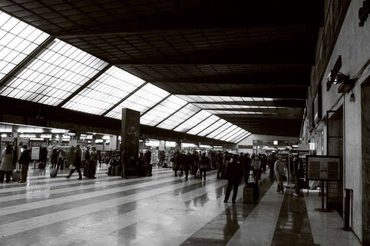 Stazione di Santa Maria novella, Firenze, Giovanni Michelucci