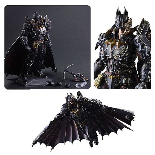 Batman Timeless Steampunk by Hitoshi Kondo Variant Play Arts Kai Action Figure * Pre-Order Now * Coming in Jan-2016