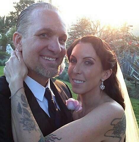 Sandra Bullock's Former Husband, Jesse James, Marries Alexis DeJoria
