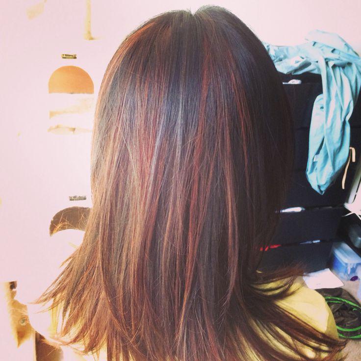 The 25 Best Ideas About Dark Red Balayage On Pinterest Cherry Cola